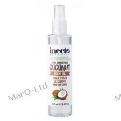 COCONUT Body Oil - olejek nawilzajacy do pielegnacji ciała z olejem kokosowym - 200ml Łuszczyca
