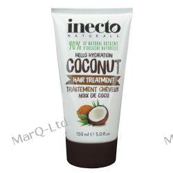 COCONUT Hair Treatment - nawilzajaco-odzywcza maseczka do włosow z olejem kokosowym - 150ml Maski do włosów