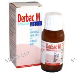 Derbac M Liquid 200ml na świerzb, wszy (wszawica)                   Leki bez recepty i dermokosmetyki