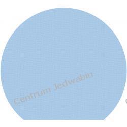 ŻORŻETA DELIKATNA - lodowy błękit - szer. 140 cm Jedwab naturalny