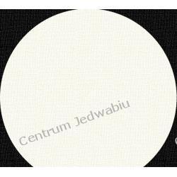 SZYFON MUŚLINOWY - mleczna biel - szer. 135 cm Jedwab naturalny