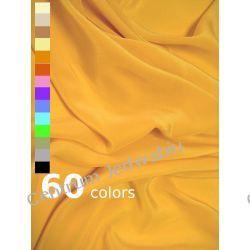 KREPA UNIWERSALNA 100% jedwab naturalny na lekkie ubrania wygodna praktyczna Jedwab naturalny