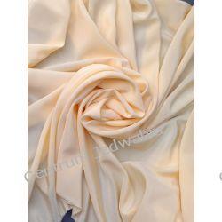 kopia KREPA GRUBA 100% jedwab na proste sukienki spódnice spodnie kostiumy