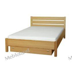 Łóżko z pojemnikiem SP-85/140 Dąb naturalny