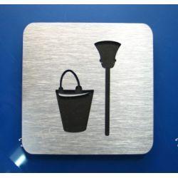 Piktogram Symbol Pomieszczenie Gospodarcze ALU R