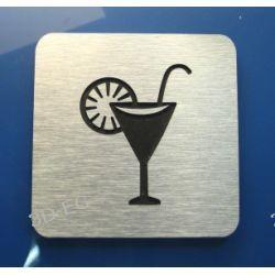 Piktogram, Symbol, Drink Bar, DIBOND, ALUMINIUM R