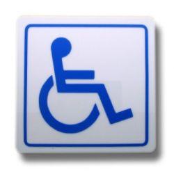 Piktogram, Symbol, Znak - Miejsce dla inwalidów Muzyka i Instrumenty