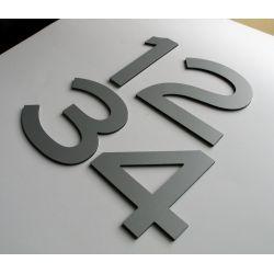 Numer, Numery, Cyfra, Cyfry na drzwi, dom 10 cm BL