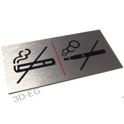 Piktogram Symbol Oznakowanie Znak Zakaz Palenia Pozostałe