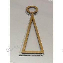 Piktogram Symbol Znak WC dla Kobiet na drzwi SL Dom i Ogród