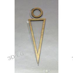 Piktogram, symbol, Znak Wc dla Mężczyzn na drzwi SL Dom i Ogród