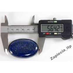 100% naturalny ogromny kaboszon Lapis Lazuli 217 k