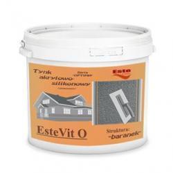 Tynk akrylowo-silikonowy EsteVit O - baranek 25 kg