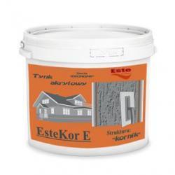 Tynk akrylowy EsteKor E - kornik 25kg