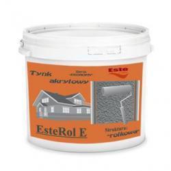 Tynk akrylowy EsteRol E - rolkowy 25 kg