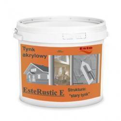 Tynk akrylowy EsteRustic E - rustykalny 25kg