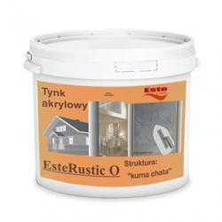 Tynk akrylowy EsteRustic O - rustykalny 25kg