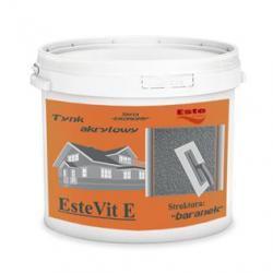 Tynk akrylowy EsteVit E - baranek 25kg
