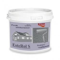 Tynk silikonowy EsteRol S - rolkowy 25kg