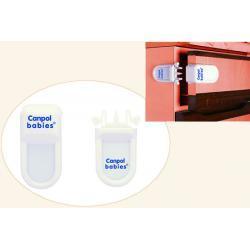 Uniwersalne zabezpieczenie szuflad - Canpol