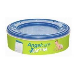 Wymienny wkład do pojemnika na zużyte pieluchy Captiva firmy ANGELCARE