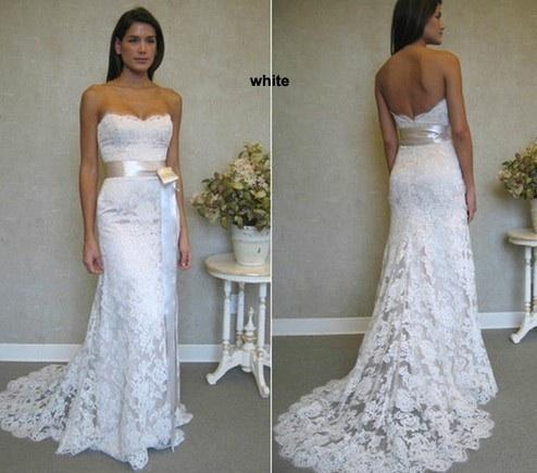 Suknia ślubna Koronkowa Sprawdź