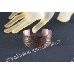 Ziaya - Miedziana bransoleta Biżuteria dla Pań