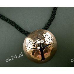 Naszyjnik - Samotne drzewo Naszyjniki