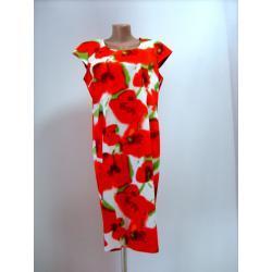 sukienka w kwiaty'ADIKA COLLECTION'roz.46