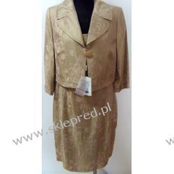 "Sukienka + bolerko ""ROTEX COLLECTION"" roz.44"
