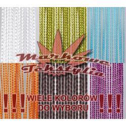 Nowoczesne Firanki Makarony 160x295 KOLORY !!! 601
