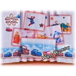 Firany Firanki Dziecięce 210cm 6 wzorów Disney