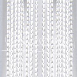 Firana makaron biała, biel 250x145 + woreczek do prania...