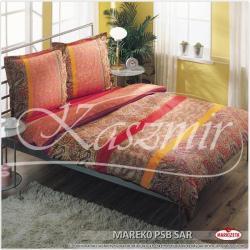Pościel satynowa MAREK SAR CIEMNY marki TAC 160x200...