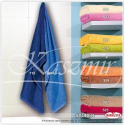 Ręczniki frotte SAUBER kolor ciemno brązowy 50x90...