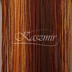 Makarony cieniowane odcienie brązu 250x145 + woreczek...