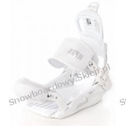 WIĄZANIA RAVEN FASTEC GT White 2012