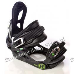 WIĄZANIA RAVEN S200 Black/Green 2012
