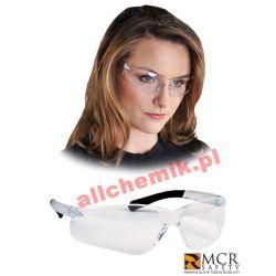 Okulary ochronne przeciwodpryskowe MCR-BEARKAT T - 1 para