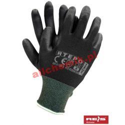 Rękawice robocze ochronne RTEPO roz. 9 - 1 para Laboratorium
