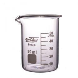[1069] Zlewka szklana niska z wylewem 50 ml - 1 szt Laboratorium