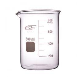 [0747] Zlewka szklana niska z wylewem 800 ml - 1 szt Pozostałe