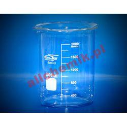 [0184] Zlewka szklana niska z wylewem 600 ml - 1 szt