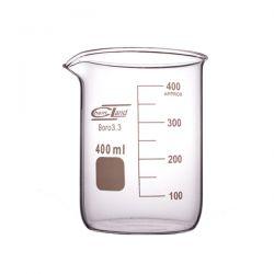 [0183] Zlewka szklana niska z wylewem 400 ml - 1 szt Laboratorium