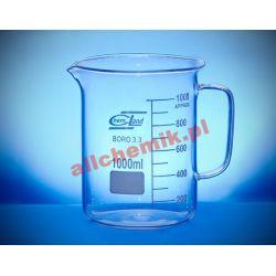 [2030] Zlewka szklana niska z uchem 100 ml - 1 szt Laboratorium