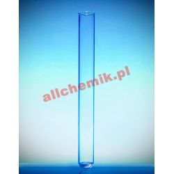 Probówka szklana okrągłodenna 12 x 75 mm - 10 szt Laboratorium