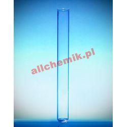 [1834] Probówka szklana okrągłodenna 14 x 100 mm - 1 szt Nieskategoryzowane