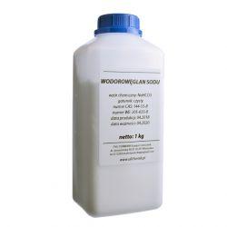 [0509] Wodorowęglan sodu - Soda oczyszczona gat. CZYSTY - 1 kg Laboratorium