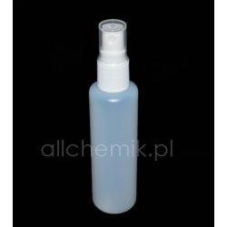 Butelka HDPE z atomizerem poj. 50 ml  - 1 szt  Okulary i gogle