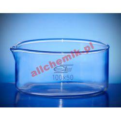 Krystalizator szklany z wylewem, poj. 160 ml - 1 szt Nieskategoryzowane